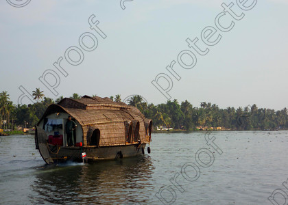 Kerala Backwaters Houseboat 015 